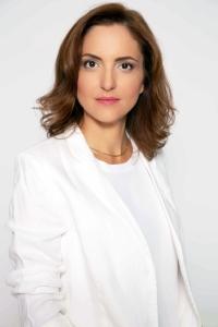 Photo of Evgenia Profi, Brand Strategist + Copywriter